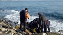 KİMLİK TESPİTİ - Kadın cesedi sahile vurdu