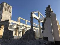 İNŞAAT MALZEMESİ - TİKA'dan Matthew Kasırgası Sonrası Haiti'ye Yardım