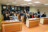 Turgutlu'da Yılın İlk Meclisi Toplandı