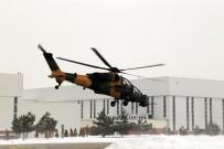 HÜRKUŞ - Türkiye'nin ilk milli helikopteri 2018'de göklerde olacak