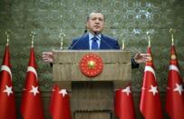 ETNİK KİMLİK - 'Türkiye Teslim Oldu Demek Teröristle Aynı Safta Yer Almaktır'