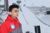 MUHAMMED ALI - Türkiye'yi Kayakla Atlamada Temsil Edecek...