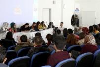 FEN EDEBİYAT FAKÜLTESİ - Üniversite Öğrencileri Münazara Düzenledi