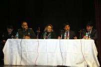 MURAT SEFA DEMİRYÜREK - Urla'da Mülki İdare Amirleri 2016'Yı Değerlendirdi