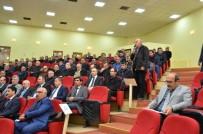 İLYAS ÇAPOĞLU - Vali Arslantaş Muhtarlar İle Bir Araya Geldi