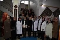 Vali Gül'ün Eşinden El Sanatları Merkezi'ne Ziyaret