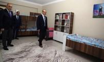 SEDDAR YAVUZ - Vali Yavuz, Çocuk Evlerini Ziyaret Etti