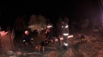 VEZIRHAN - Vezirhan'da Ana Su Hattı Yenilenmesine Gece Gündüz Demeden Devam Ediliyor