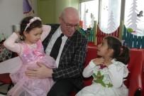 KAZıM KURT - Yeni Yıl Çocuklarla Daha Güzel