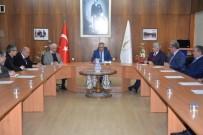 Zafer OSB'nin Kurucu Müteşebbis Heyetinin İlk Toplantısı