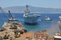 KURU YÜK GEMİSİ - 121 Gemiden 604 Bin Ton Hurda Çelik Elde Edildi