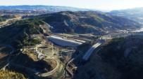 ORGANIK TARıM - Adıyaman Çetintepe Barajı'nda Çalışmalar Hızla Devam Ediyor