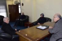 AK Parti İl Başkanı Akçay'dan Şoförler Odasını Ziyaret