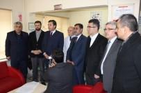 KENDIRLI - AK Parti Teşkilatından Kızılay'a Kan Desteği