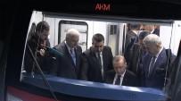 BİLİM SANAYİ VE TEKNOLOJİ BAKANI - Aşk Mesajlarına Konu Olan Keçiören Metrosu Açıldı