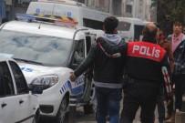 GRUP GENÇ - Aydın'da 'Yan Bakma' Kavgası