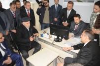Bakan Özhaseki Cizre'de Konut Verilecek Vatandaşla Sözleşme İmzaladı, Park Açılışı Yaptı