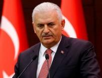 NUMAN KURTULMUŞ - Başbakan Yıldırım'dan flaş karar