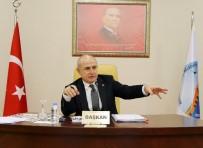 KARAAĞAÇ - Başkan Akgün Açıklaması '145 Yıllık Tapu Sorununu Çözdük'