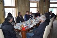 AHMET ÜNAL - Başkan Bakıcı Dolmuşçular İle Kahvaltıda Buluştu