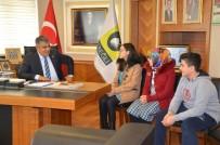PAYAS - Başkan Özgüven, TEOG'da Başarılı Olan Öğrencileri Ödüllendirdi