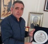 Başkan Turan Sümer'e 'En Başarılı Belde Belediye Başkanı' Ödülü