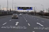 ÜÇPıNAR - Başkent'te Ledli Ekranlar Bilgilendiriyor