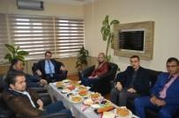 Başsavcı Ramazan Murat Tiryaki, Basın Mensuplarıyla Buluştu