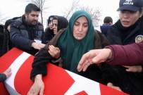 BOZOK ÜNIVERSITESI - Beşiktaş'ta Şehit Olan Polis, Son Yolculuğuna Uğurlandı