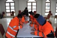 İŞ SAĞLIĞI - Bozüyük Belediyesi'nde İşçilere Sağlık Muayenesi Yapıldı, İş Güvenliği Eğitimi Verildi