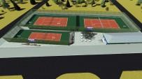 TAAHHÜT - Büyükşehir Spora Yatırımları Devam Ediyor