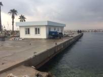 BÜLENT TURAN - Çanakkale'de Su Ürünleri Kontrol Ve Denetleme Noktası Tamamlandı