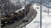 CEVIZLI - Çukurca'da Operasyonlar Sürüyor