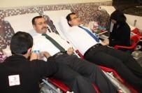 Elazığ Adliyesinden 'Kan Bağışı' Kampanyasına Destek