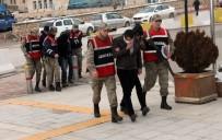 Elazığ'da Mutfak Tüpü Hırsızları Tutuklandı