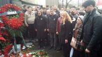 EĞLENCE MEKANI - Güvenlikler Ortaköy'de Hayatını Kaybedenleri Andı
