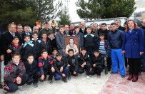 OLİMPİYAT ŞAMPİYONU - Hamit Kaplan Mezarı Başında Anıldı
