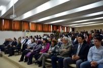 MURAT ASLAN - HRÜ Sosyal Bilimlerde 'Bir Tutam Mutfak' Söyleşisi Gerçekleştirildi