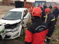 TÜRKIYE BELEDIYELER BIRLIĞI - Hyundai'den İtfaiye Eğitimlerine Katkı