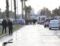 EROL AYYıLDıZ - İkinci araç patlatıldı