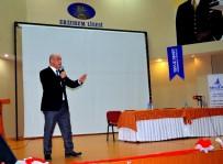 LİSE EĞİTİMİ - Ilıcalı, Gençlerle Tecrübelerini Paylaştı
