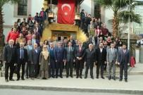 OLİMPİYAT ŞAMPİYONU - İlkadım'da Gençler Değerleriyle Buluşacak