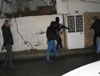 İZMİR EMNİYETİ - İzmir'de patlama öncesi bakın kim yakalandı?