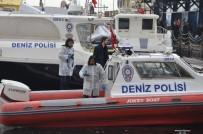 POLİS İMDAT - İzmir'de denizde kadın cesedi bulundu