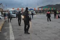 EROL AYYıLDıZ - Kahraman Polis Memuru Felaketi Önledi