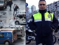 EROL AYYıLDıZ - Kahraman trafik polisi teröristlerle çatışa çatışa şehit oldu
