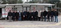 ÖĞRETMENEVI - Kan Bağışı Çağrısına TÜGVA'dan Destek