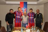 Karabükspor'da İki İmza