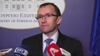 YUNANİSTAN BAŞBAKANI - Kıbrıs Özel Danışmanı, Yunan Dışişleri Bakanıyla Görüştü