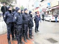 POLİS ÖZEL HAREKAT - Kılıçdaroğlu İçin Yoğun Güvenlik Önlemi